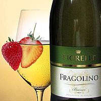 Игристое вино Fragolino Fiorelli Bianco