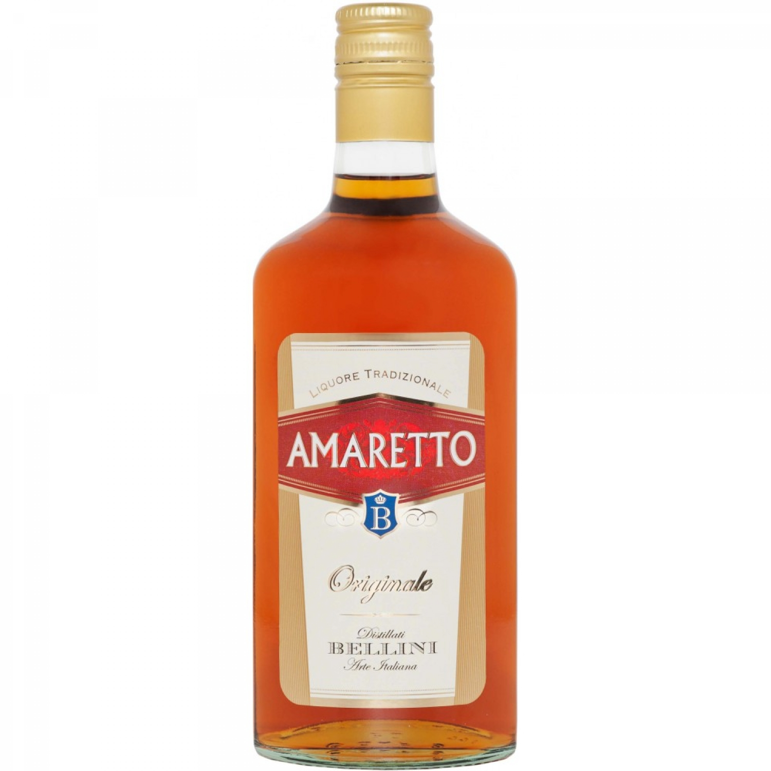Ликер Amaretto Bellini (Амаретто Беллини) 0,7L.